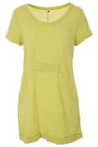 Cotton Tunic w Pleat