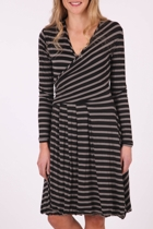Portobello Wrap Dress