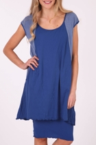 Cotton & Nylon Pocket Tunic