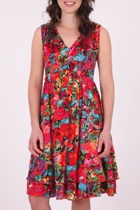 Felicity S/L Floaty Empire Dress