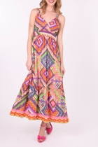 Orientique Chimu Maxi Dress