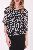 Orientique Culture Spot Blouse
