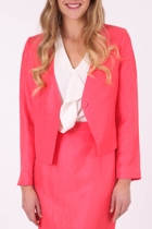 Poppy Crop Jacket