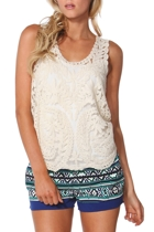 Faith Lace Tank