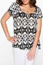 Firefly Suzie Cotton Top