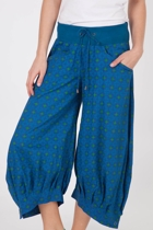 Guru Star Printed Pants