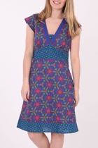 Boom Shankar Daisy Dress
