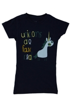 Threadless Kids Faux Real Tee