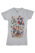 Threadless Kids The Chipper Widget Tee