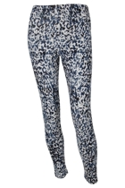 Pia Printed Full Length Legging