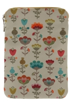Flowers Ipad Cover