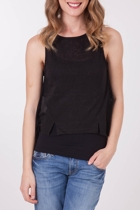 Mink Pink Spliced Tank