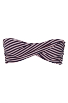 Harbour Stripe Brazilian Bandeau