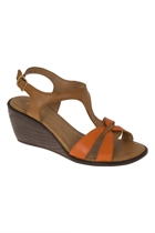 Karren Strappy Wedge