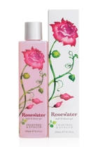 Rosewater Bath &Shower Gel