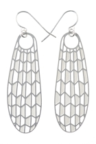 Concertina SS Earrings