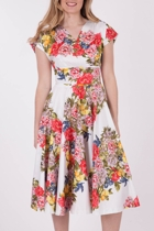 Kathleen Hummingbird Dress