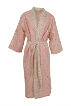 Lila Bathrobe