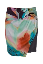 Breeze Printed Skirt
