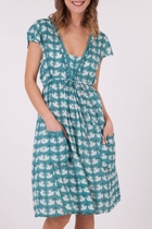 Amber Dove Cotton Dress