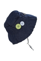 Ben Whale Denim Hat