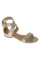 Tashel Leather Sandal