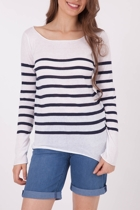 Living Doll Row Row Knit Top