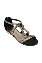 Siris Chain Detail Sandal