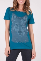 Monster Threads Wolf Mosaic Tee