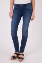 Serena Low Rise Super Skinny Jean
