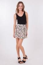 Mink Pink Clover Hills Skater Skirt