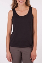 Scoop Neck Singlet