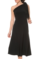 Ultimate black dress  one shoulder  small2