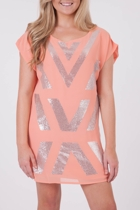 Sass Ray Of Light Dress