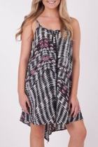 Sass Sonia Ikat Dress