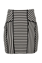 Hello Sailor Stripe Skirt