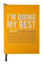 Inner Truth Journals - Im Doing My Best
