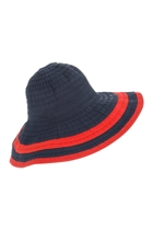 Ladies Wide Brim Marina Hat