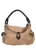 Manzoni Fold Over Button Bag
