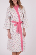 Stella Floral Bathrobe
