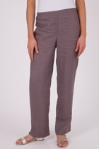 101 Linen Full Length Pants