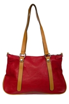Mateo Reversible Shoulder Bag w Willow Insert