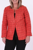 Free Woman Boucle Fancy Jacket
