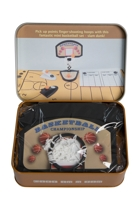 Basketball Set In a Tin