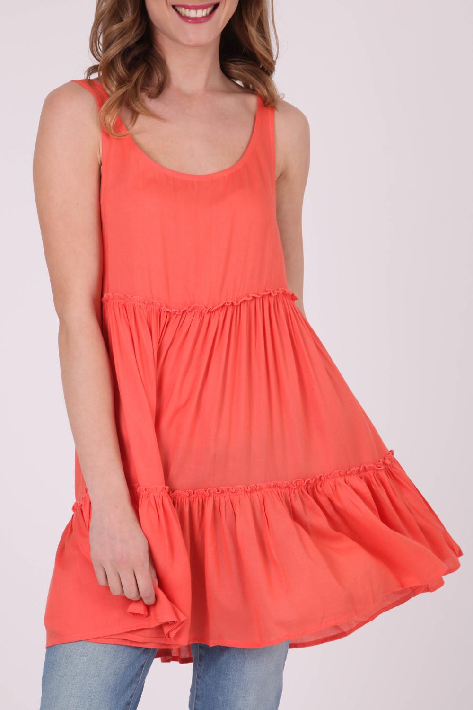 Living Doll Tangerine Dream Dress