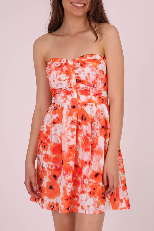 Living Doll Orange Blossom Dress