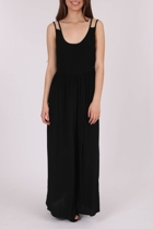 Long Stem Maxi Dress