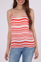 Hopscotch Stripe Cami