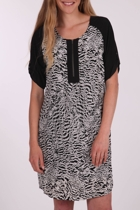 JAG Print Shirt Dress