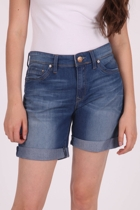 Brooke Mid Rise Long Short